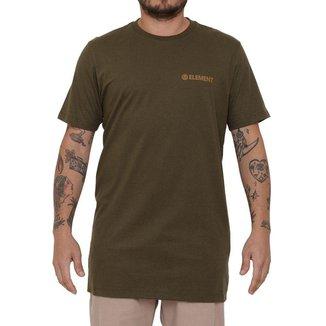 Camiseta Element Blazin Chest Masculina