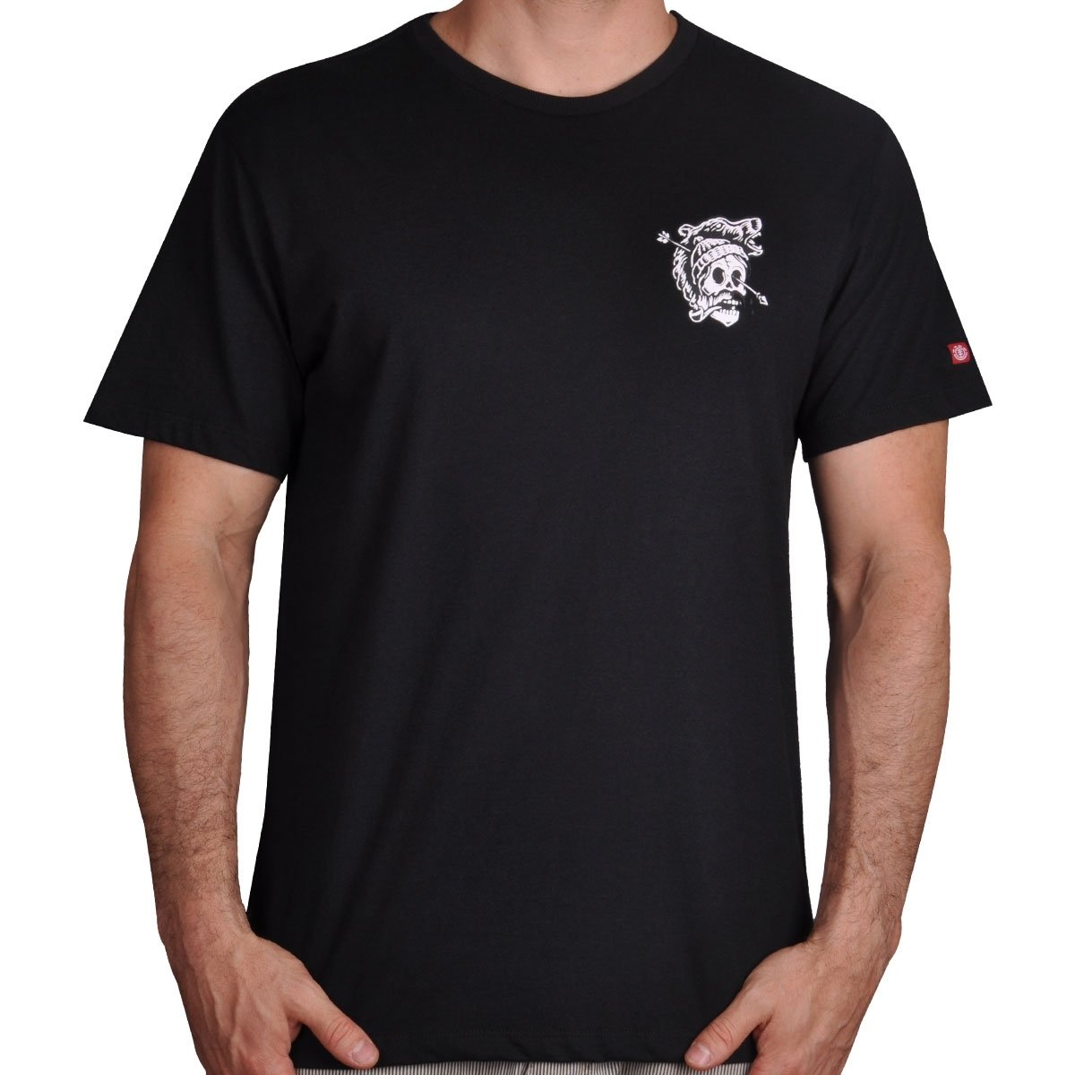 Camiseta Camiseta Preto Element By Gones Element By gwrgqpx