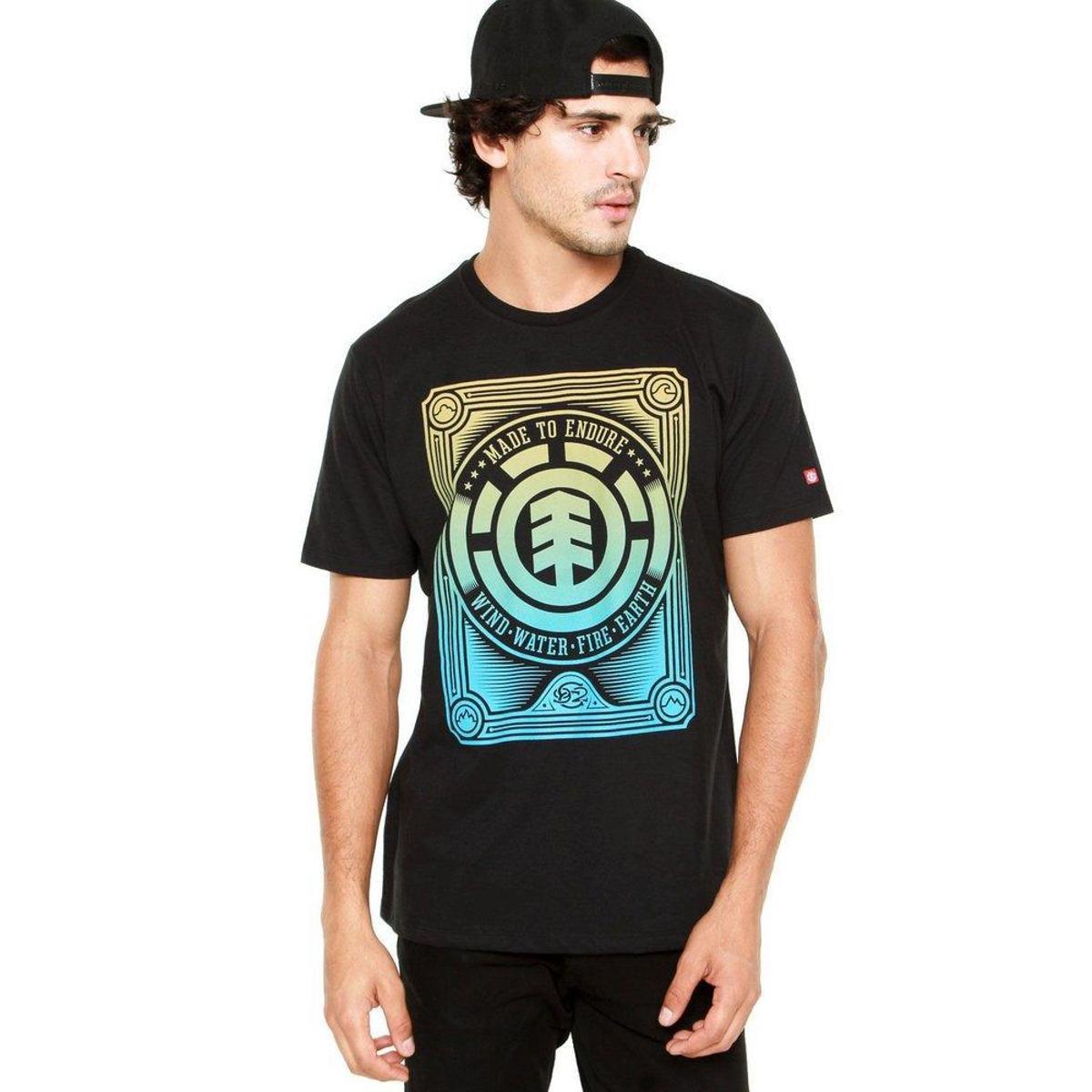 Camiseta Element Morris - Compre Agora  10a8d46f5bb