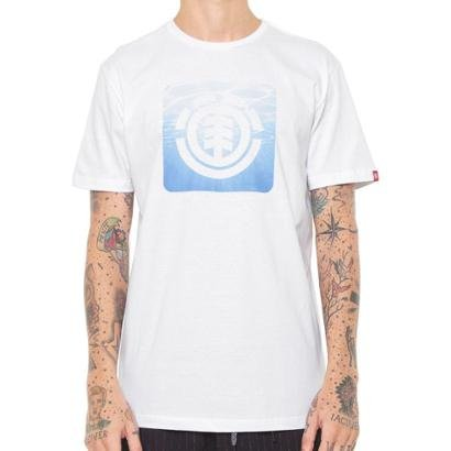 Camiseta Element Ripples Masculina