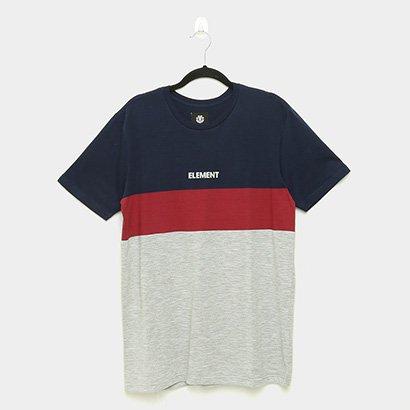 Camiseta Element Updated Black Masculina