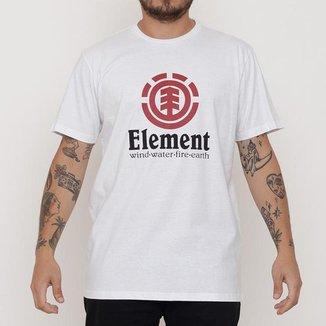 Camiseta Element Vertical Masculina
