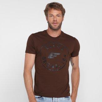 Camiseta Ellus Fine Originals Co Foil Classic Masculina
