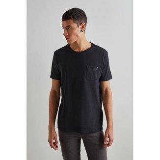 Camiseta Enxuto Bolso Reserva Masculina