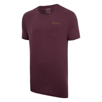 Camiseta Especial Com Bolso JEEP Landscape - Masculino
