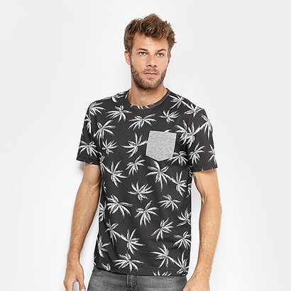 Camiseta Especial Dunstan Tee Masculina