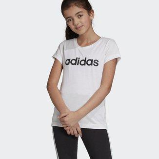 Camiseta Essentials Linear  Adidas