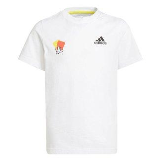 Camiseta Estampada Mascot Number Adidas