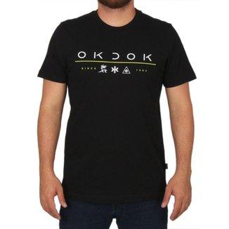 Camiseta Estampada Okdok Okdok
