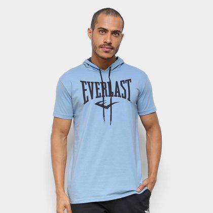Camiseta Everlast Com Capuz Masculina