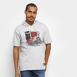 Camiseta Fatal Capuz Masculina