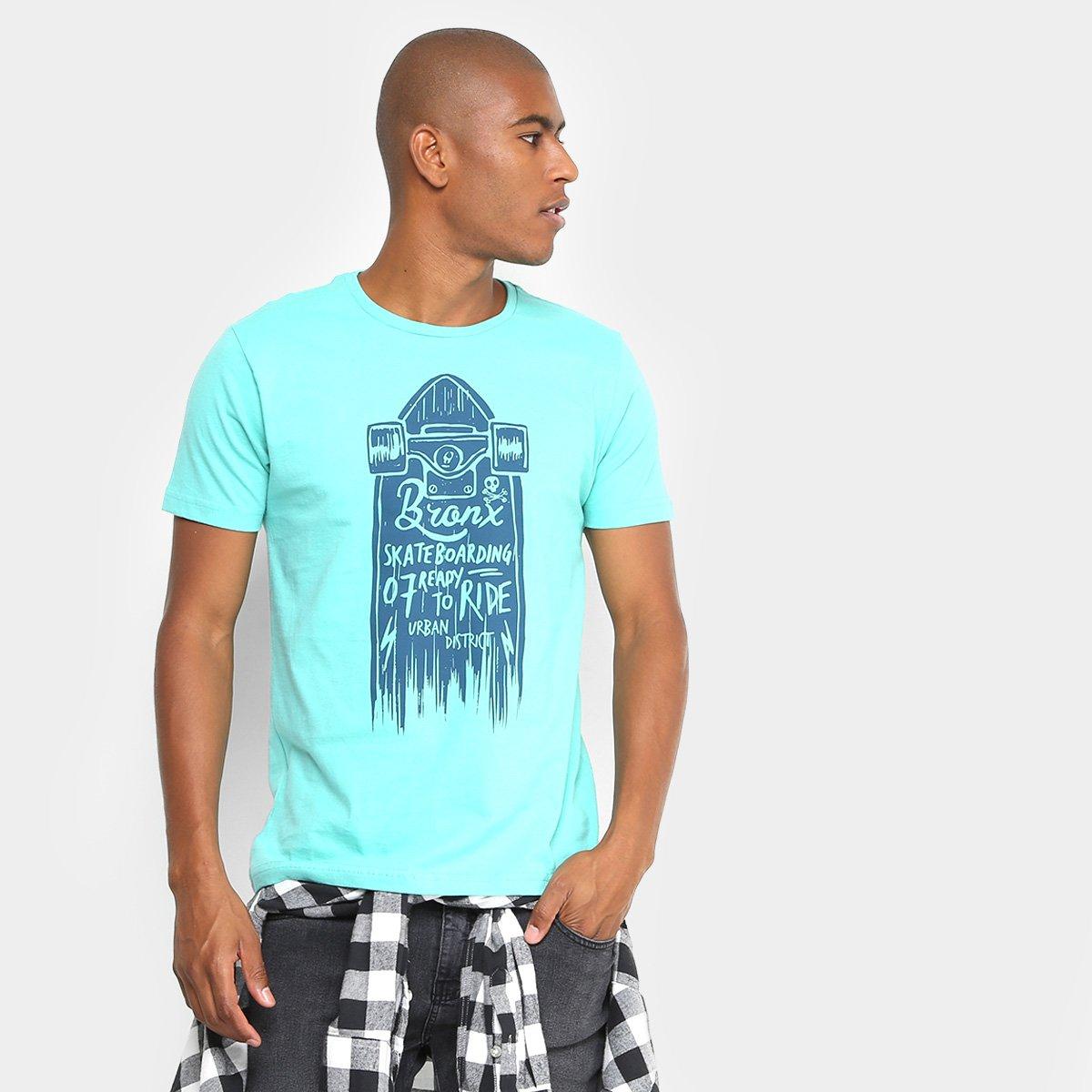 Camiseta Fatal Gola Careca Sport Masculina - Compre Agora  7d30b18ba27