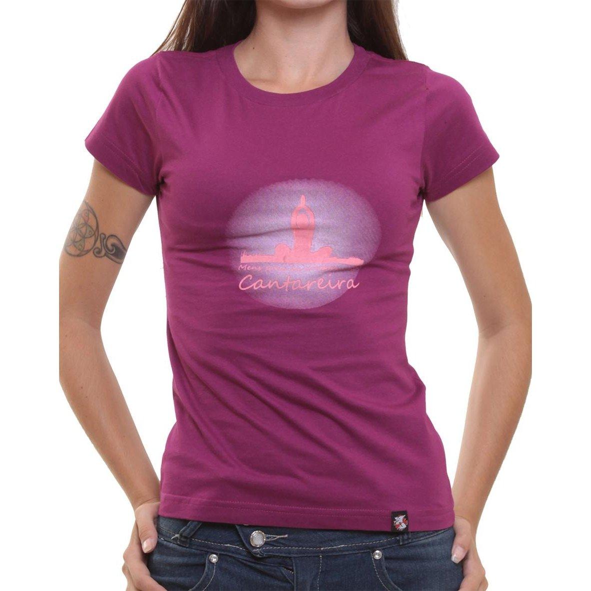 2977816213 Camiseta Feminina Baby Look Oitavo Ato Cantareira Mensana - Compre Agora
