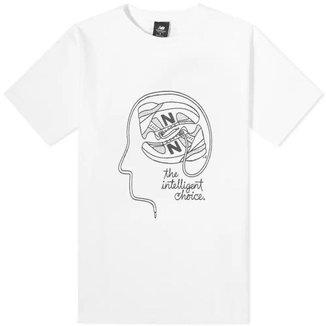 Camiseta Feminina New Balance Athletics Delorenzo Shoes