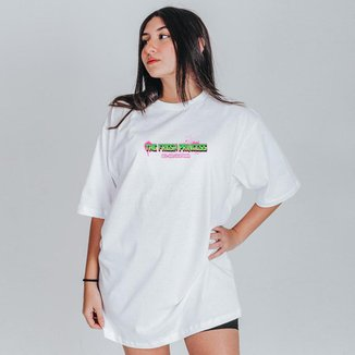 Camiseta Feminina Oversized Boutique Judith The Fresh Princess