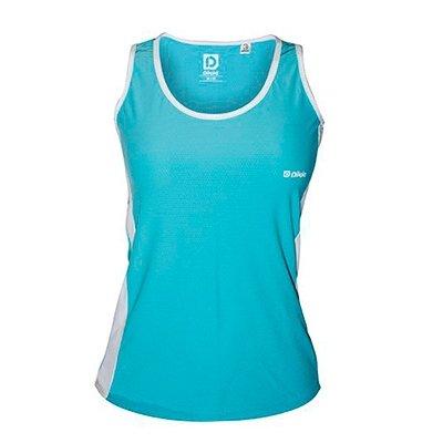 Camiseta Proteção Feminina com Camiseta Vermelha Branco Running UV Feminina OPqwwxZ