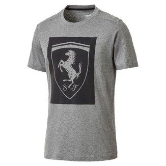 Camiseta Ferrari Big Shield
