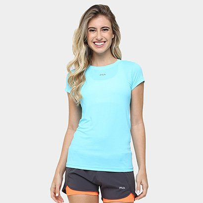 Camiseta Fila Basic Light 2 Feminina
