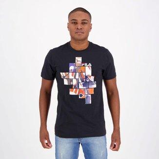 Camiseta Fila Collage