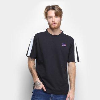 Camiseta Fila Faixa Masculina