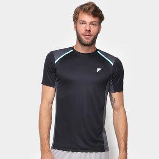 Camiseta Fila Fusion Plaid Masculina