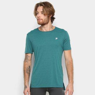 Camiseta Fila Gorpcore Assimétrico Masculina
