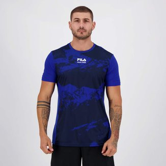 Camiseta Fila New Graphic Active Masculina