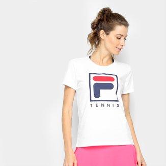 Camiseta Fila Soft Urban Feminina