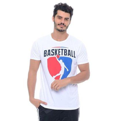Camiseta Fitness Basketball 2 Emporio Alex