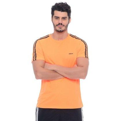 Camiseta Fitness Com Frisos Emporio Alex