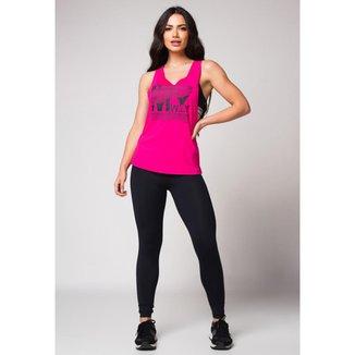 Camiseta Fitness Venari It's My Way Rosa