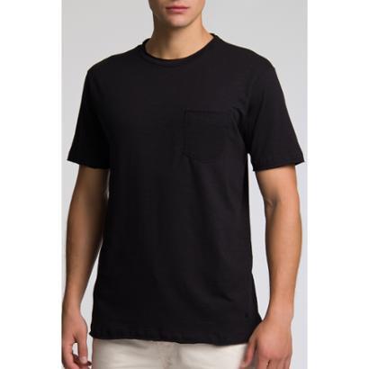 Camiseta Flamê Gola a Fio Masculina - Masculino