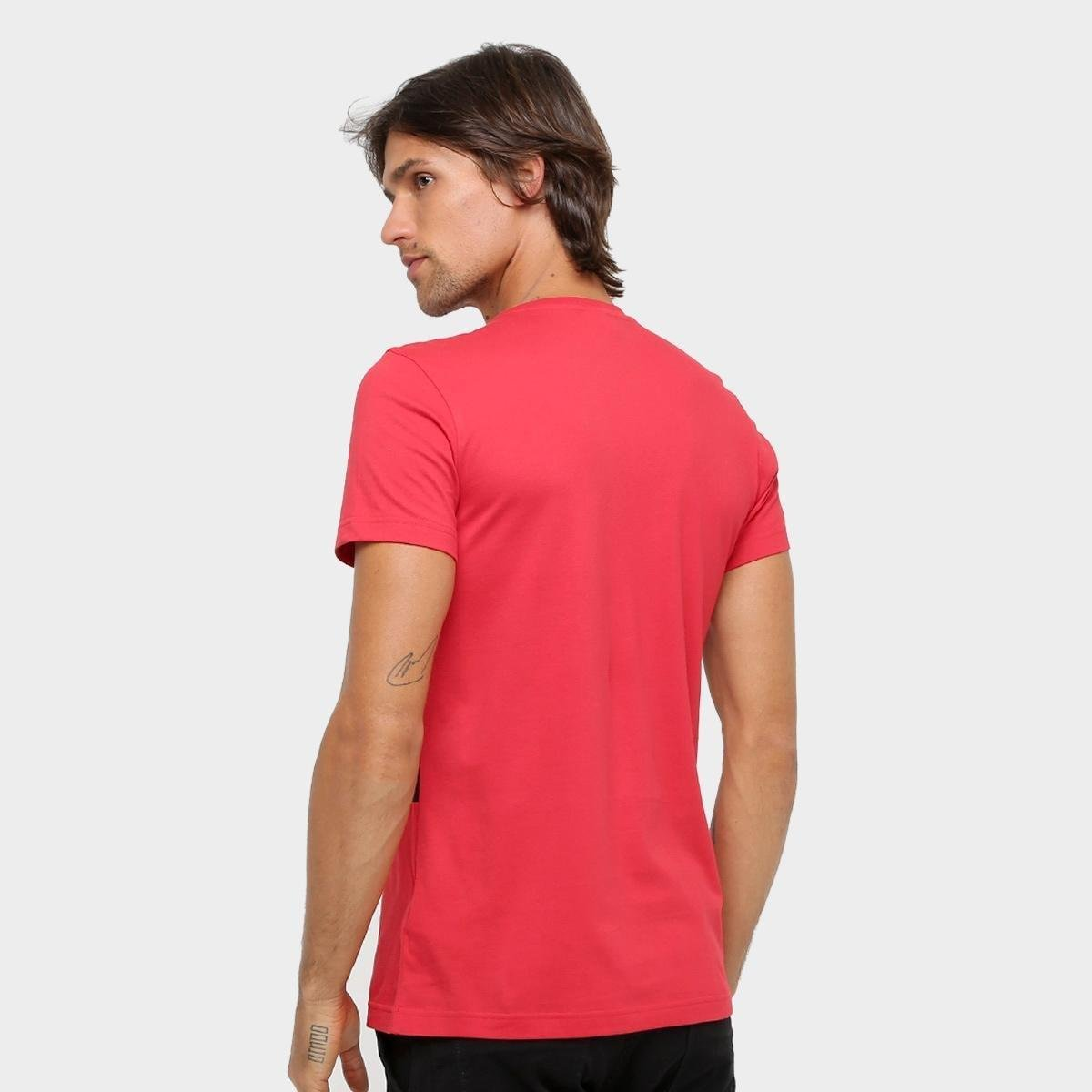Camiseta Flamengo Adidas Grafica Masculina  Camiseta Flamengo Adidas  Grafica Masculina ... 817419806b61f