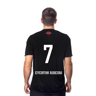 Camiseta Flamengo Cup 7 Everton Ribeiro