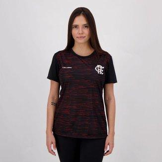 Camiseta Flamengo Hide    Feminina