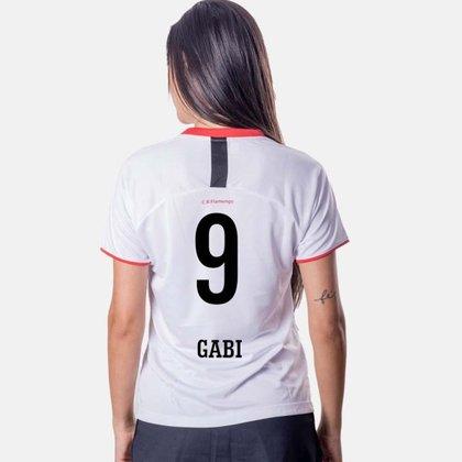Camiseta Flamengo Insight Feminina 9 Gabi