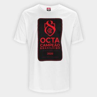 Camiseta Flamengo Octacampeão Masculina