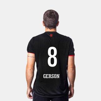 Camiseta Flamengo Part 8 Gerson