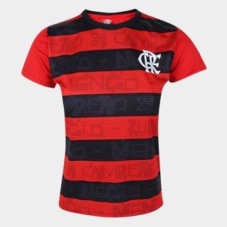 Camiseta Flamengo Shout Feminina