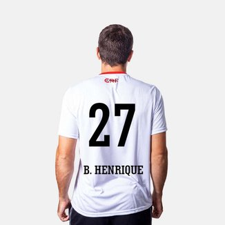 Camiseta Flamengo Talent 27 B.henrique