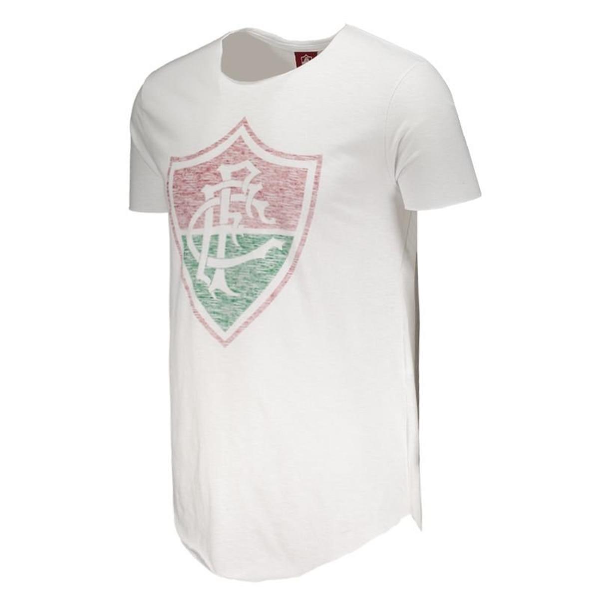93f060f52b993 Camiseta Fluminense Escudo Avesso Masculina  Camiseta Fluminense Escudo  Avesso Masculina .
