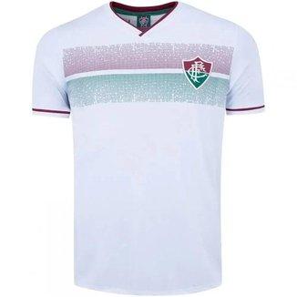 Camiseta Fluminense Evoke - Masculina Branco M