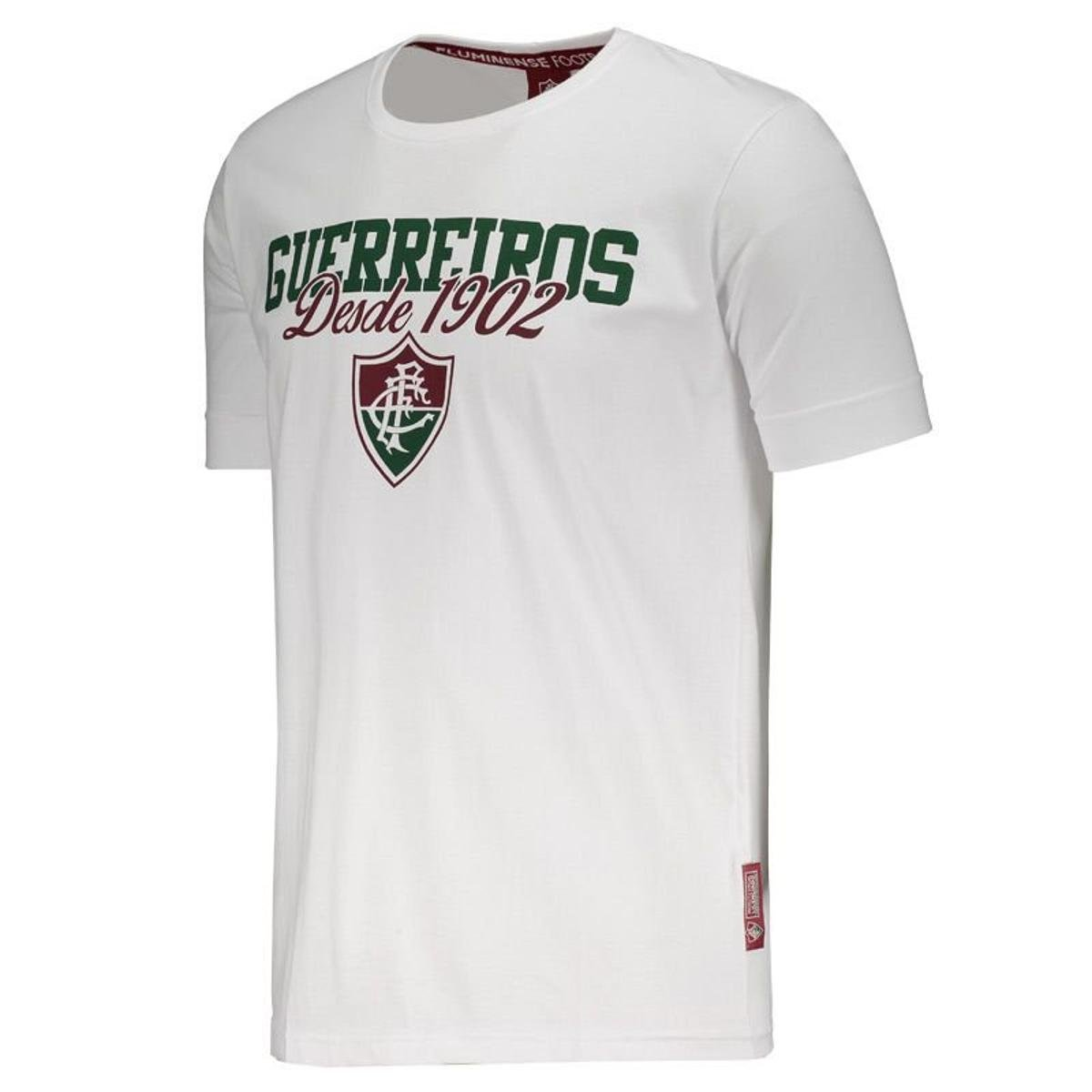Camiseta Fluminense Guerreiros Masculina  Camiseta Fluminense Guerreiros  Masculina ... d8795de0fcc8c