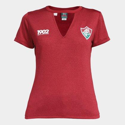 Camiseta Fluminense Pilus Feminina