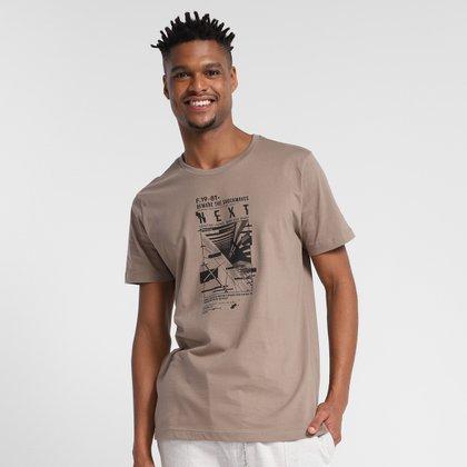 Camiseta Forum Estampada Masculina
