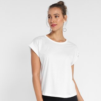 Camiseta Forum Muscle Básica Feminina