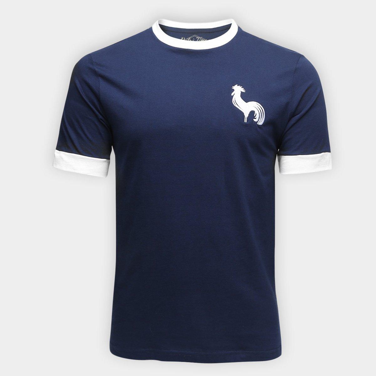 a1c660dac1 Camiseta França Retrô Times Masculina | Netshoes