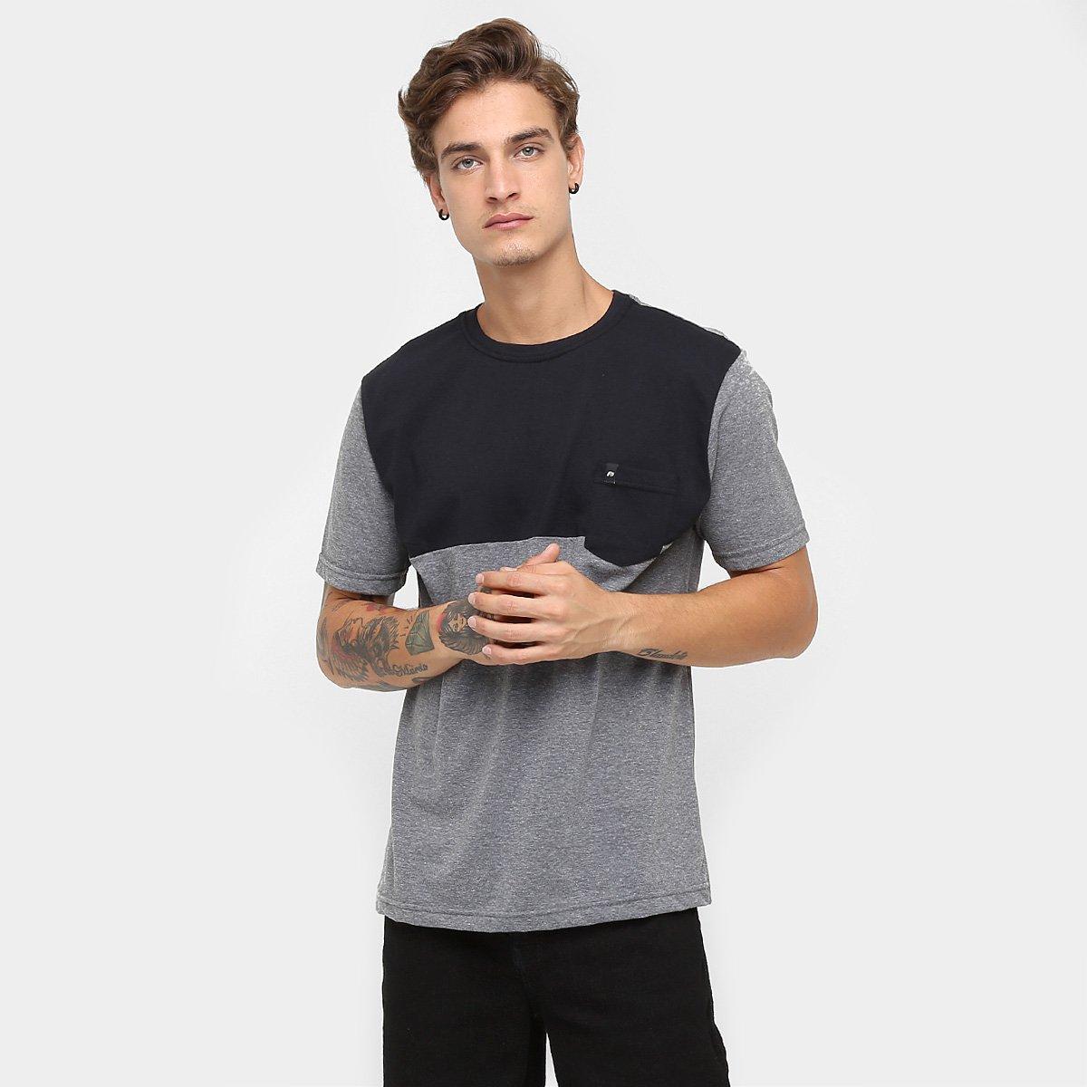 Camiseta Free Surf Básica Black - Compre Agora  62bac284446