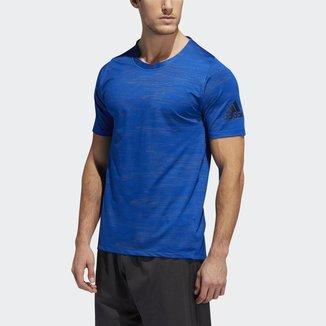 Camiseta Freelift Camo Adidas Masculina