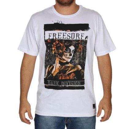 Camiseta Freesurf Art Masculina
